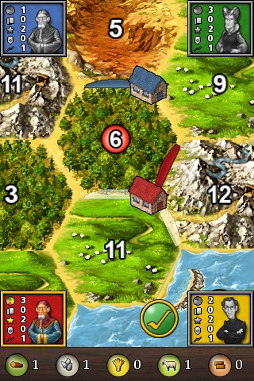 Screens Zimmer 6 angezeig: exozet games
