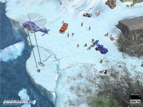 Bildene er fra forrige spill i serien.