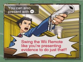 Phoenix Wright: Ace Attorney: Justice For All (Wii og DS).