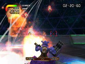 Overturn: Mech Wars (Wii).