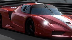 Ferrari til Need for Speed: Shift