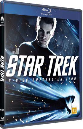Blu-ray-utgaven av Star Trek-filmen.