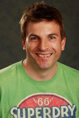 Simon Humber er produsent på VM-spillet.