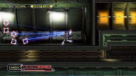 Thexder Neo (PSP og PS3, bilde fra PSP).