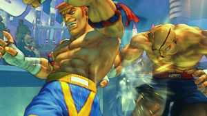 Video: Super Street Fighter IV
