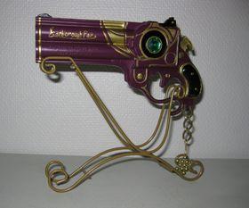 Tøff revolver-modell.
