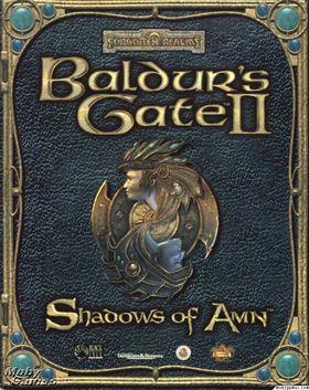Baldur's Gate II: Shadows of Amn ble kåret til tiårets beste spill av Gamer.no-redaksjonen. (Bilde: Mobygames)