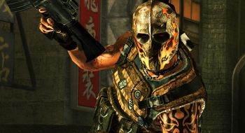 Test: Army of Two: The 40th Day