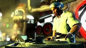 Det originale DJ Hero.