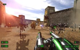 Serious Sam HD (PC og Xbox 360).