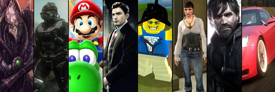 FEATURE: Heftige spill i 2010