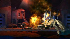 Matt Hazard: Blood Bath and Beyond (Xbox 360 og PS3).