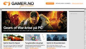 Første dag på nye Gamer.no.