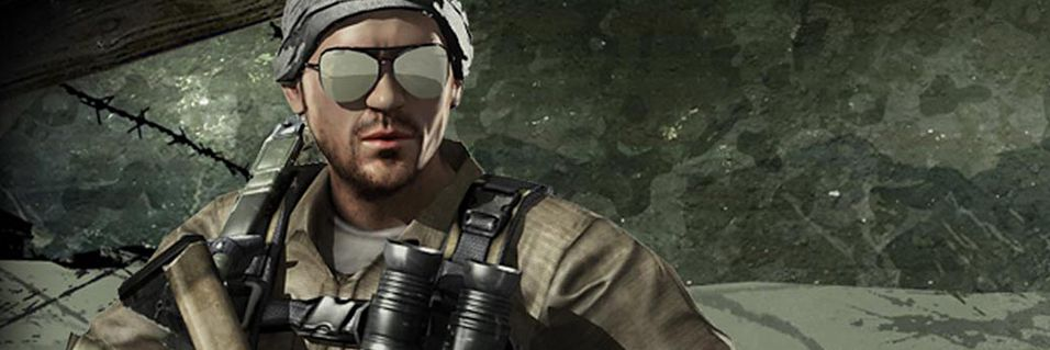 Test skytespill på PS3
