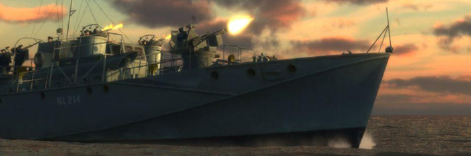 Ut å senke slagskip