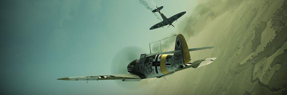 Test ny arkadeflysimulator