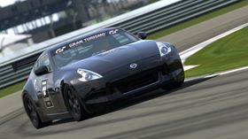 GT Academy (PS3).