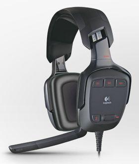 Gaming-headset fra Logitech