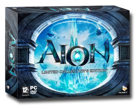 Aion Limited Collector's Edition.