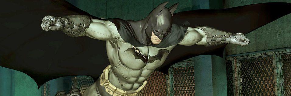 Mer Batman-spenning