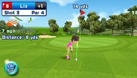 Let's Golf (PSP).