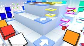 Rubik's Puzzle Galaxy: Rush (Wii).