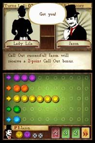 Picturebook Games: The Royal Bluff (DSi).