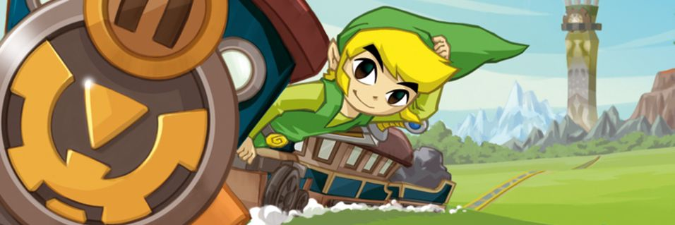 ANMELDELSE: The Legend of Zelda: Spirit Tracks