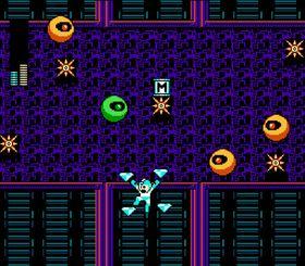 Bildene er fra Mega Man 9