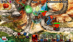 Elemental Monster Portable (PSP).