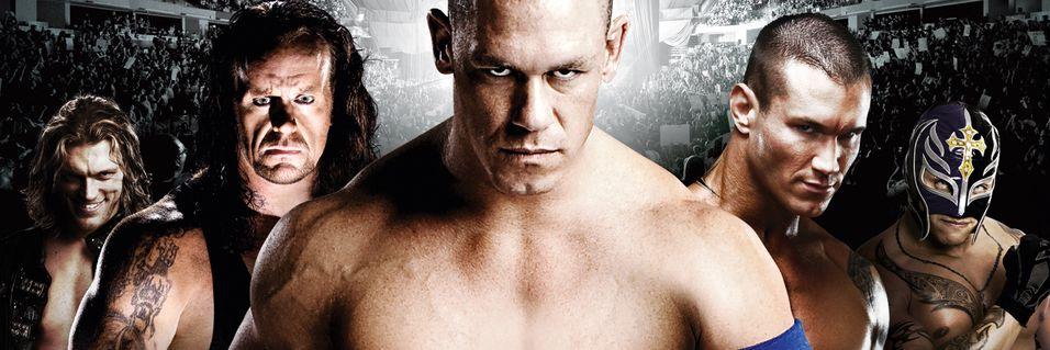 ANMELDELSE: WWE Smackdown vs. RAW 2010