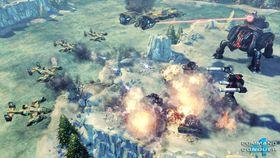 Bildene er fra Command & Conquer 4: Tiberian Twilight