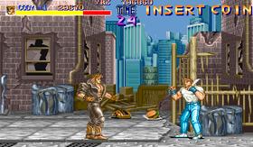 Byene var mye farligere på Final Fights tid.