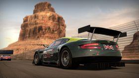 Ingen nymotens biler som denne i  Team Racing.