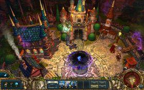 En portal midt i hovedstaden starter ditt eventyr.