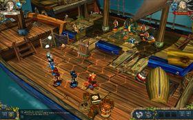 En pirat og hans hær m�
