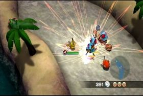 Pokémon Rumble (Wii).