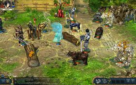 King's Bounty: Armored Princess (PC).