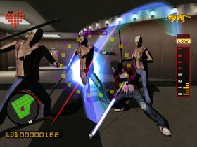 Travis moser tryner i No More Heroes til Wii