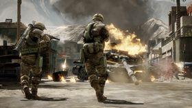 Vi kan vente oss en solid krigsopplevelse i Bad Company 2