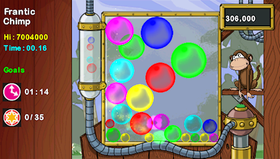 Bubble Trubble (PSP).