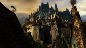Konseptbilde fra Guild Wars 2.