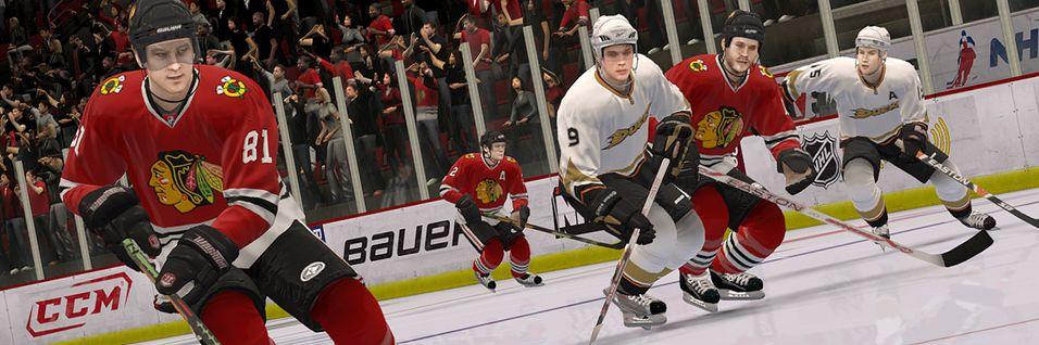 ANMELDELSE: NHL 2K10