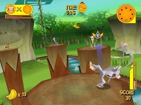 Manic Monkey Mayhem (Wii).