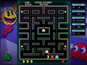 Pac-Man (PC og alle andre formater).
