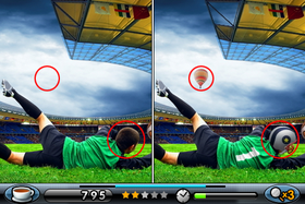 Spot the Differences! (PSP).