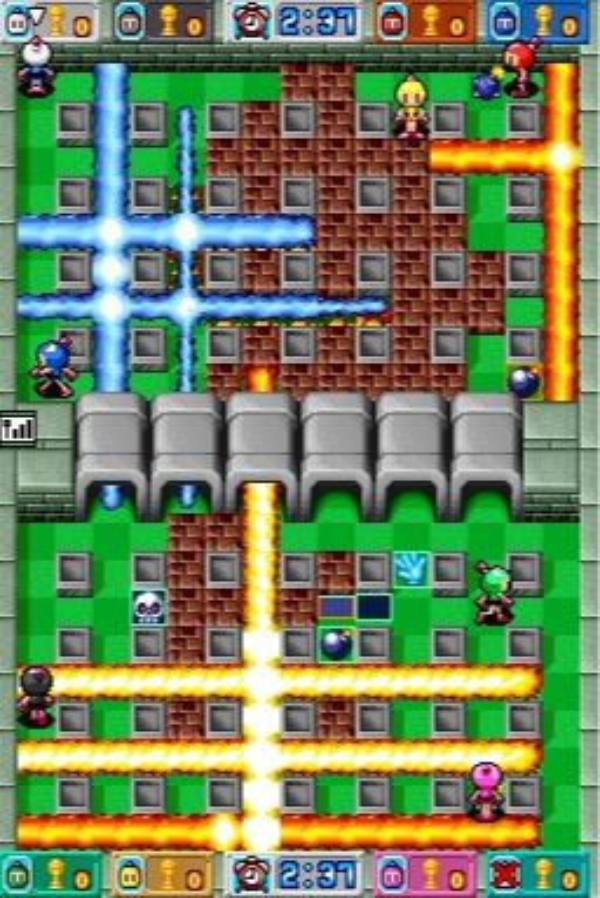 Bomberman Blitz (DSi).