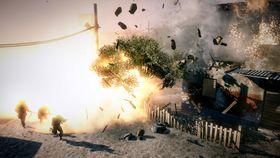 Total ødeleggelse i Bad Company 2.