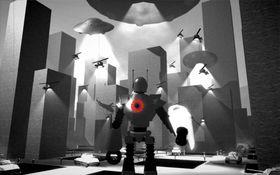 Attack of the 50ft Robot er et av spillene du kan teste.