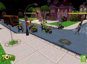 Zombie Tycoon (PSP).